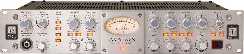 Предусилитель от Avalon