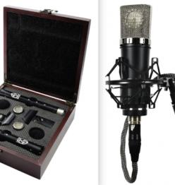 Новая линия микрофонов от Lauten Audio