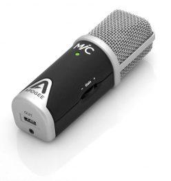 MiC 96K новый USB микрофон от Apogee