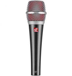 Новые микрофоны от компании sE
