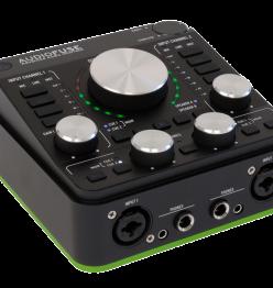 Новый аудио интерфейс AudioFuse от Arturia